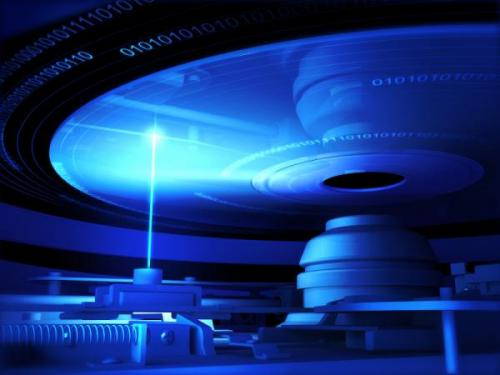 laser and optical disc